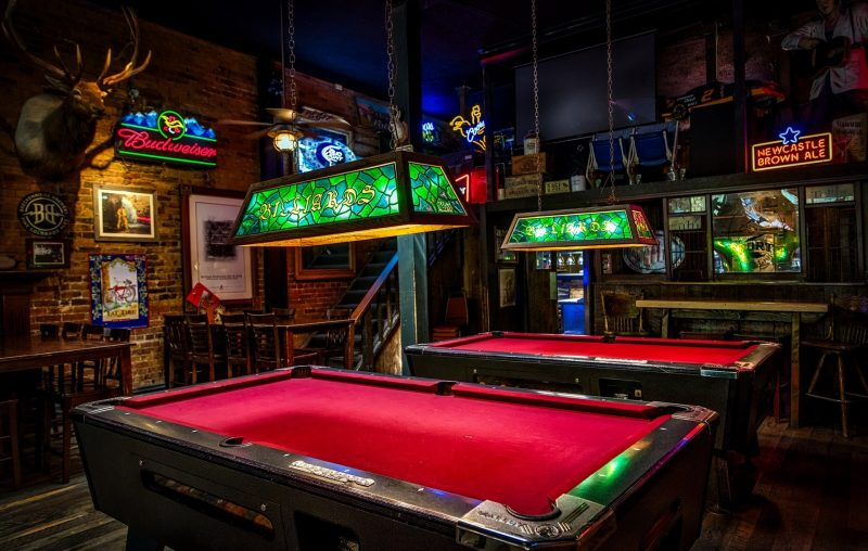 Pool tables Pennsylvania